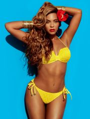 Beyonce models swimwear for H&M Beyonce appears in the new summer campaign for H&M. The clothing will be available from the beginning of May in stores worldwide and online  Featuring: Beyonce When: 15 Apr 2013 Credit: Supplied by WENN.com  **This is a PR photo. WENN does not claim any ownership including but not limited to Copyright or License in the attached material. Fees charged by WENN are for WENN's services only, and do not, nor are they intended to, convey to the user any ownership of Copyright or License in the material. By publishing this material you expressly agree to indemnify and to hold WENN and its directors, shareholders and employees harmless from any loss, claims, damages, demands, expenses (including legal fees), or any causes of action or  allegation against WENN arising out of or connected in any way with publication of the material.offline**