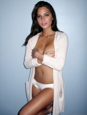 Olivia Munn is photographed for Maxim Magazine on October 18, 2010 in Los Angeles, California.