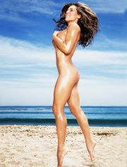 MIESHA TATE Photographed by Ben Watts on Friday May 3, Malibu, California Photographer: Ben Watts Producer: Michelle Hynek / First Shot Productions Makeup: Jodie Boland / See Management Hair: Jonathan Mason / Artists by Timothy Priano Prop Stylist: Abraham Latham / ArtMix Beauty