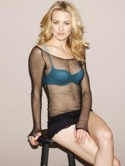 LOS ANGELES, CA - OCTOBER 01: Actress Yvonne Strahovski is photographed for Esquire Magazine on October 1, 2011 in Los Angeles, California. (Photo by Chris Fortuna/Contour by Getty Images)