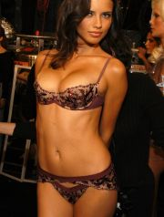 Adriana Lima (Photo by Jason Nevader/WireImage for Full Picture)