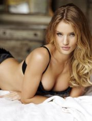 LOS ANGELES, CA - FEBRUARY 25: Model/Actress Rosie Huntington-Whiteley is photographed for Maxim Magazine on February 25, 2011 in Los Angeles, California. PUBLISHED IMAGE. (Photo by Russell James/Contour by Getty Images)