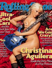 Christina Aguilera is featured on the cover the November 14, 2002 issue of Rolling Stone magazine.  Aguilera is expected to release her newest CD titled