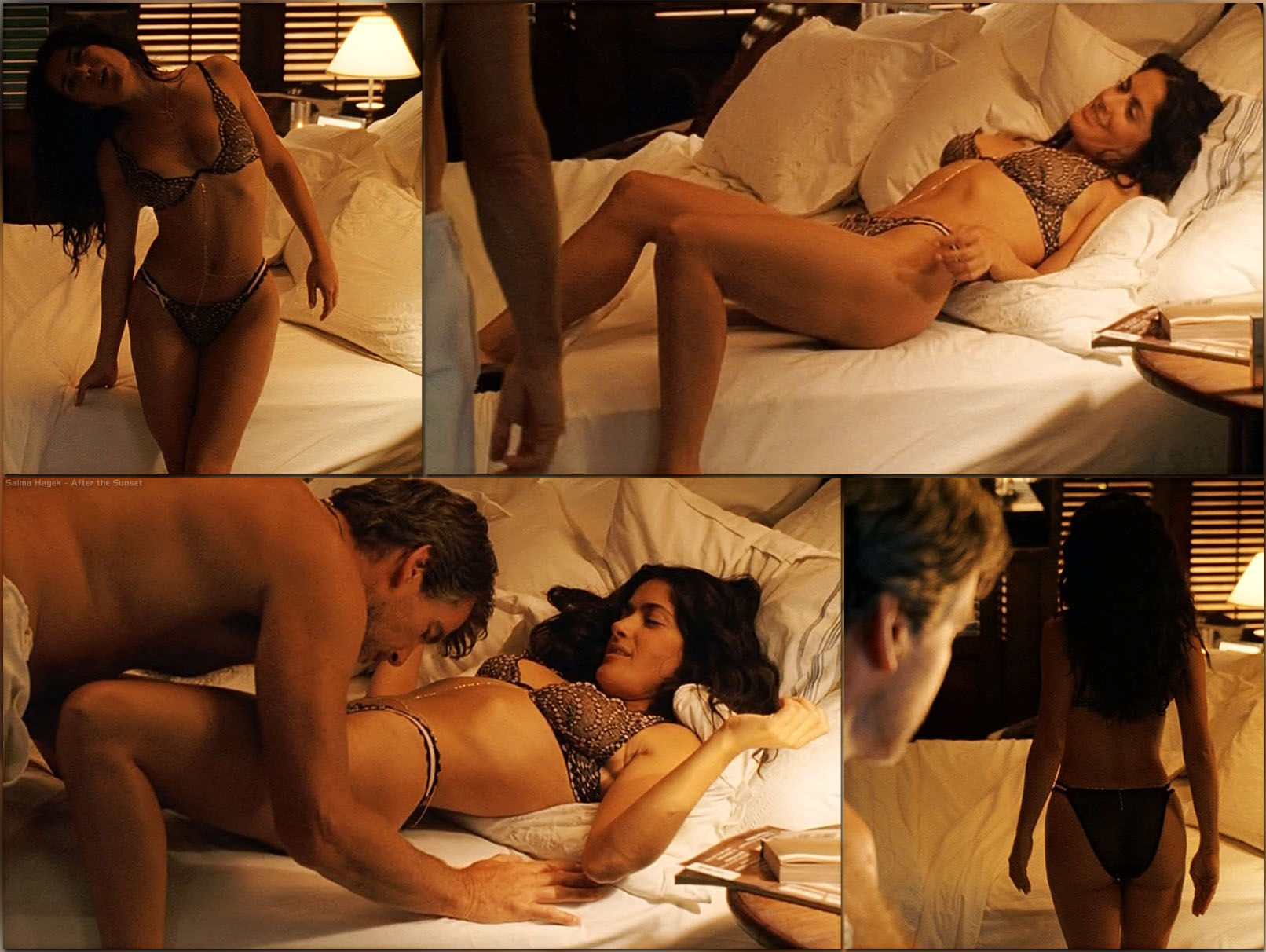 Sex scene salma hayek, hot women masterbtinm