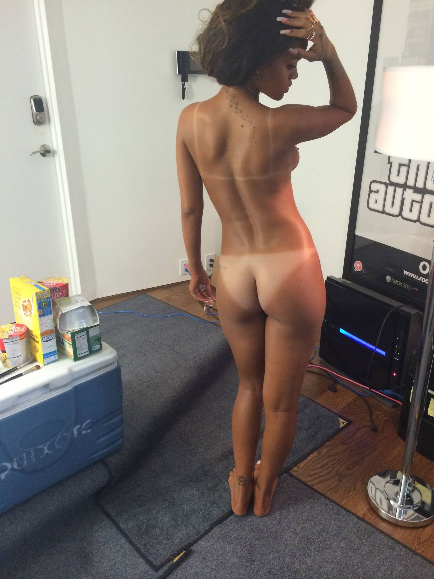 Shanola Hampton Ass