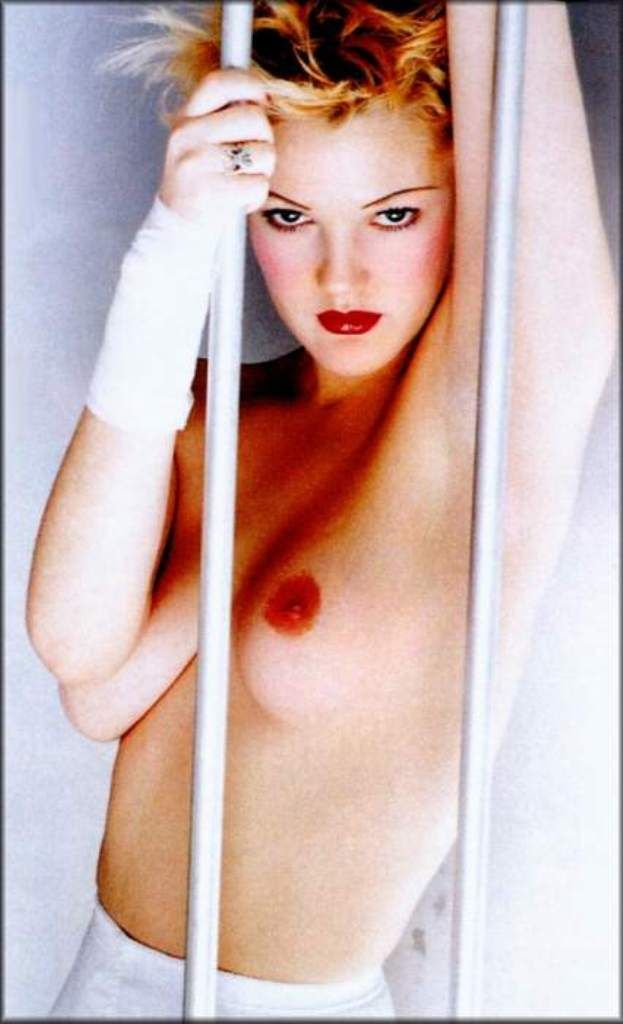 Picture free nude pictures of drew barrymore orgasm
