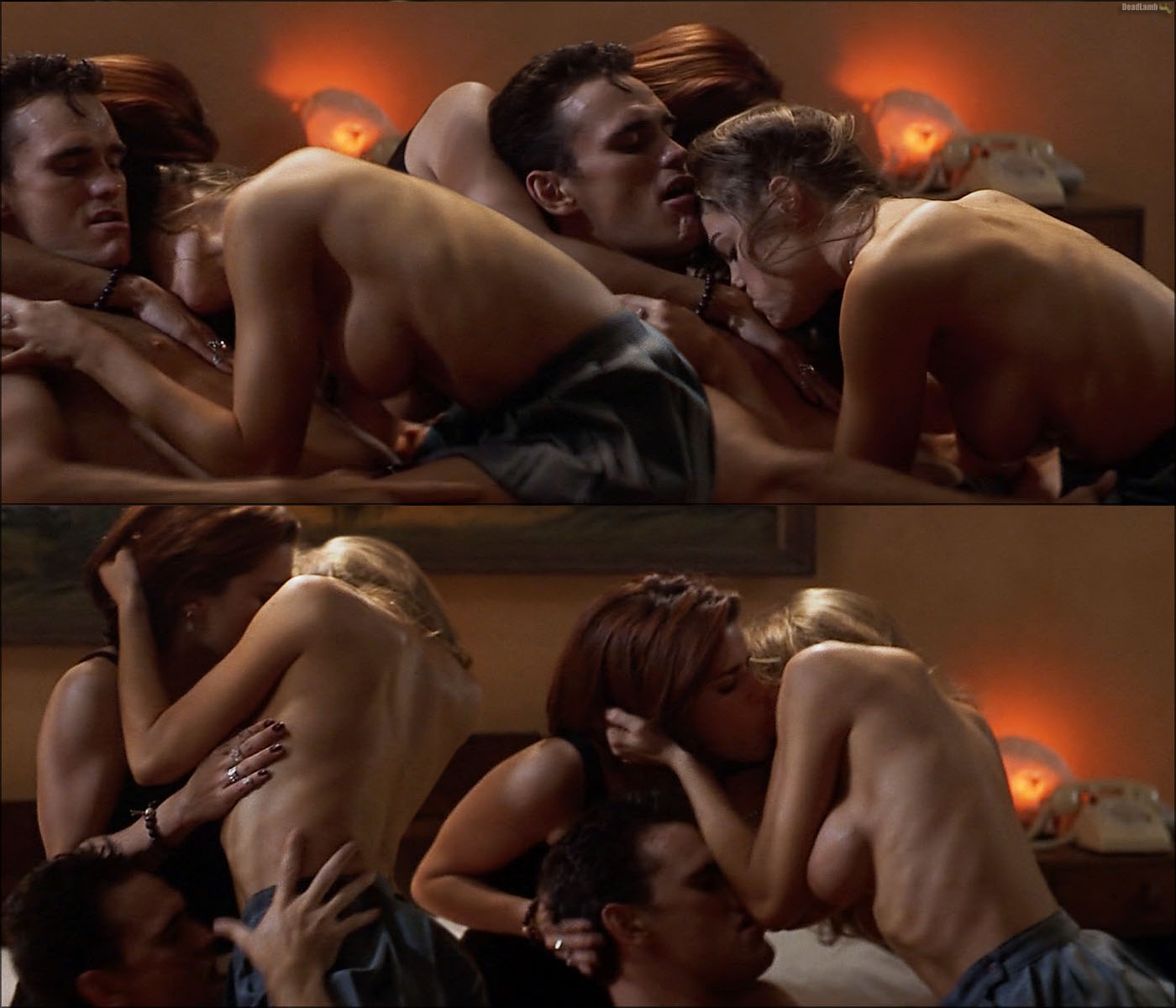 Denise richards in sex love and secrets