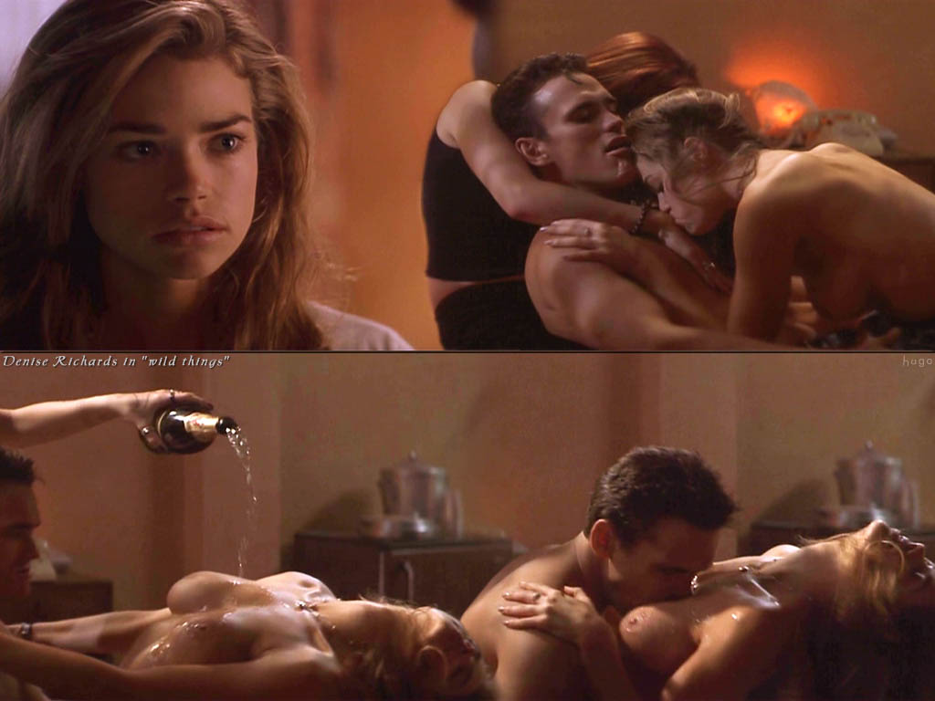 First denise richards sex tape lewis nude eric