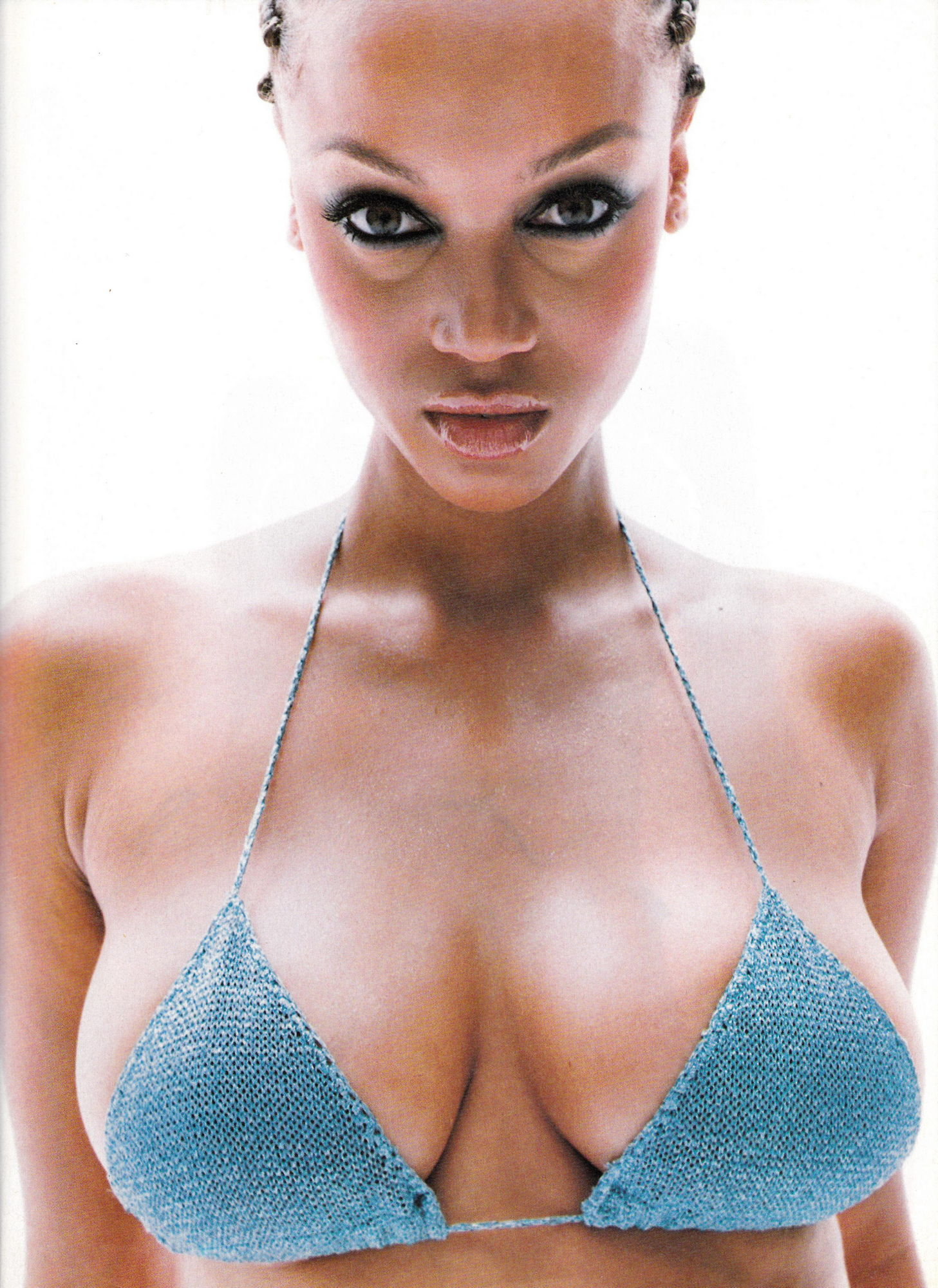 Hot pictures of tyra banks naked, pornstar tittes redhead