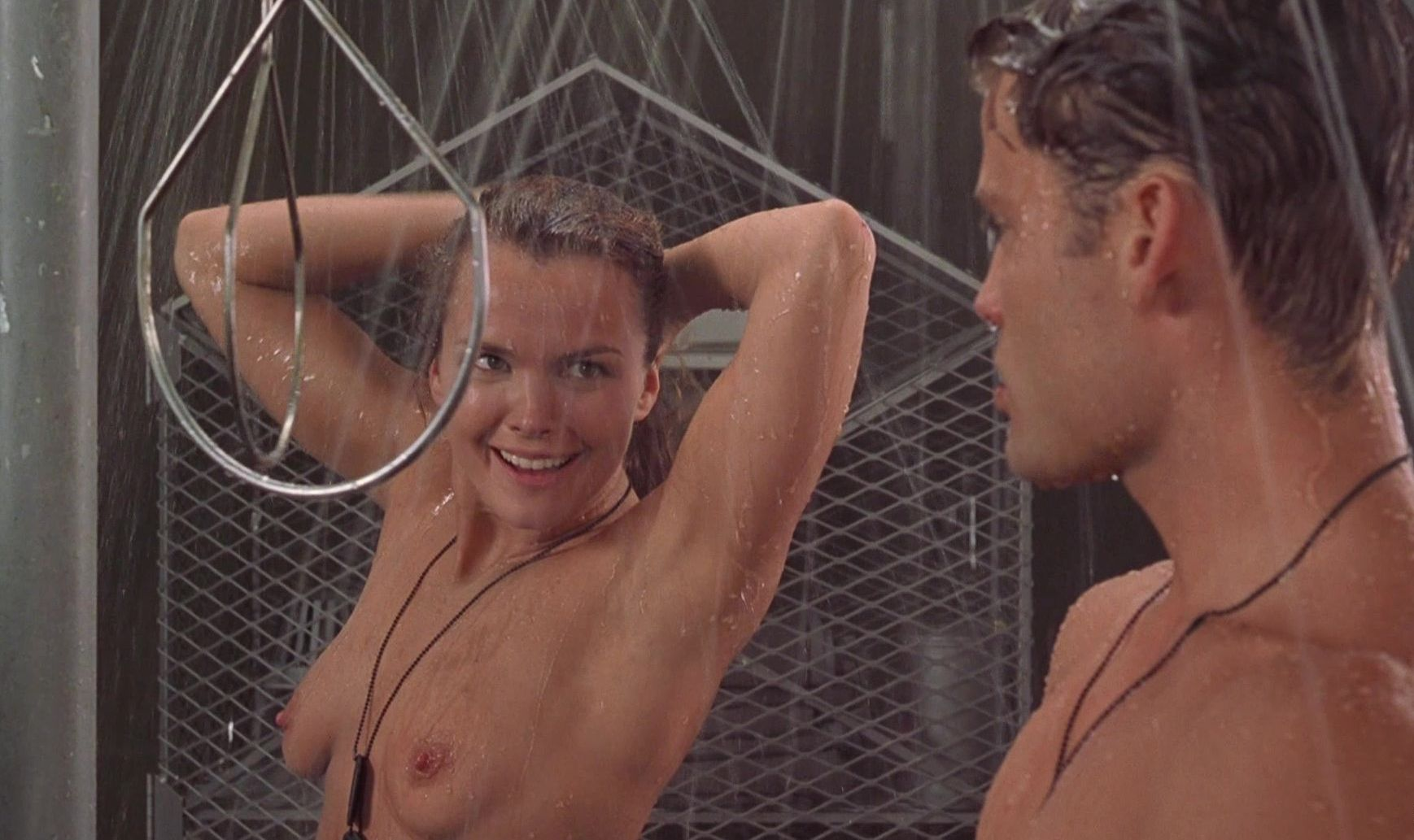 Dina Meyer Nude Pictures Gallery, Nude And Sex Scenes